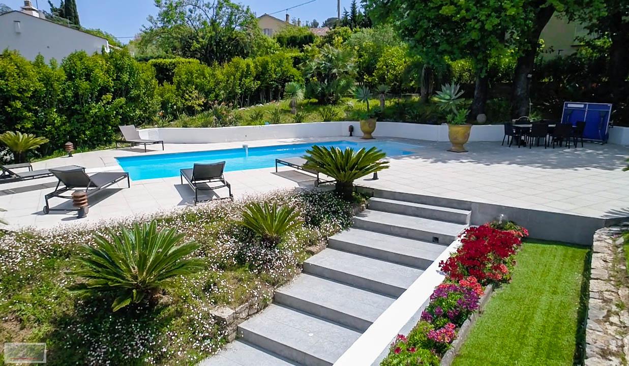 Vente Toulon Var Quartier Cap Brun Villa De Style Californien 7